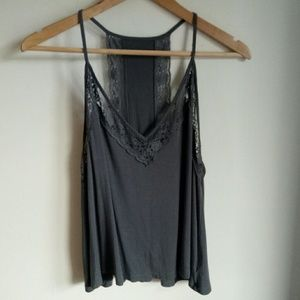 American Eagle Outfitters sexy stylish cami top
